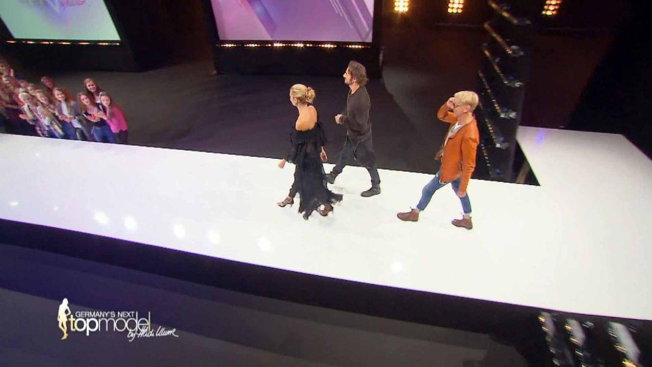 GNTM-10-Sendung02_007 - Bildquelle: ProSieben