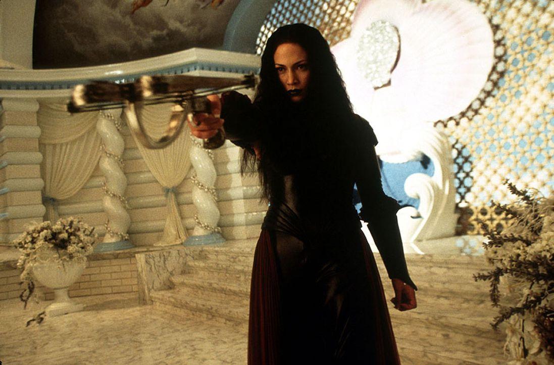 Schon bald muss die Psychologin Catherine Deane (Jennifer Lopez) erkennen, dass die Reise in die Traumwelt eines Serienkillers nicht ungefährlich is... - Bildquelle: Kinowelt Filmverleih