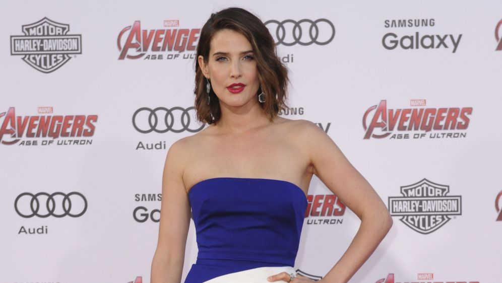 The Avengers-Star Cobie Smulders: Heißes Oben-ohne