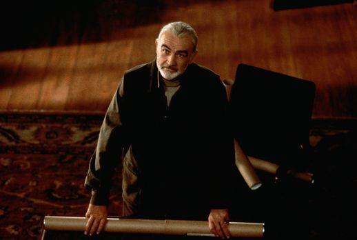 Verlockende Falle - Der Meisterdieb Robert MacDougal (Sean Connery) macht den...