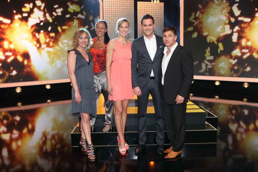 """Sat.1 - ""The Biggest Loser"" 2012 - Bildquelle: Sat.1/Hempel"