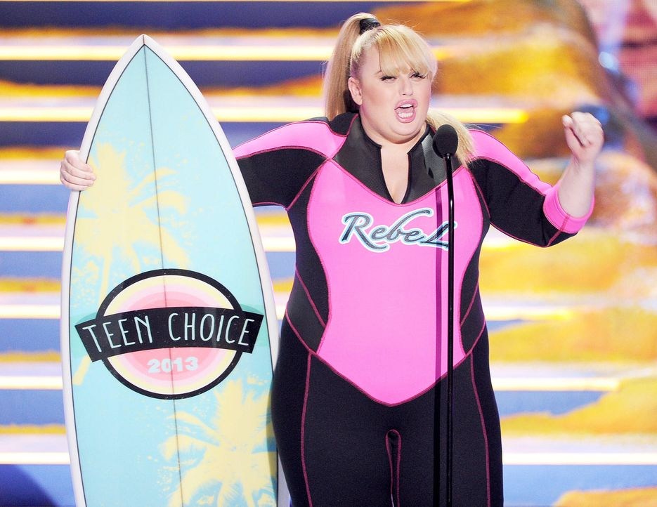 Teen-Choice-Awards-Rebel-Wilson-13-08-11-getty-AFP.jpg 1800 x 1390 - Bildquelle: getty-AFP