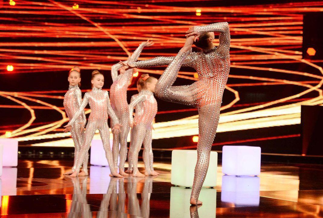 Got-To-Dance-Showgirls-01-SAT1-ProSieben-Willi-Weber - Bildquelle: SAT.1/ProSieben/Willi Weber