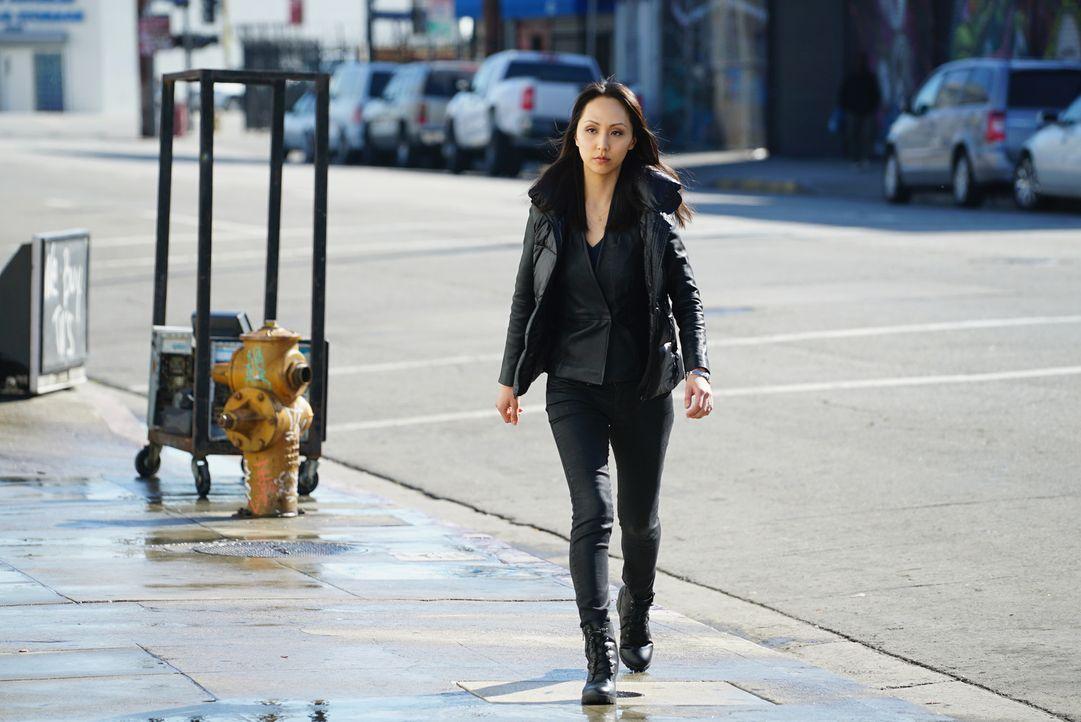 Für Zhang (Linda Park) sind die Ermittlungen in Henrys Todesfall etwas Persönliches ... - Bildquelle: Richard Cartwright ABC Studios