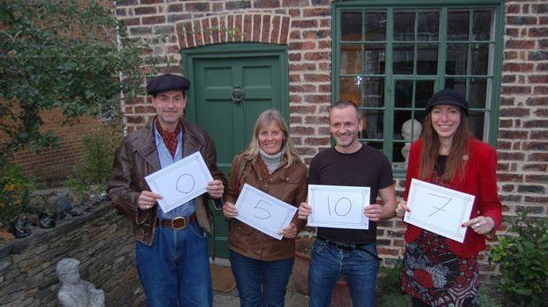 Vier Hausbesitzer kämpfen um 1000 Euro und das schönste Zuhause! Mein perfekt...