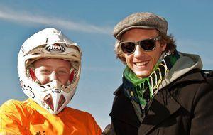 Laura und Patrick Kalupa Supermoto Finale Stendal-8906
