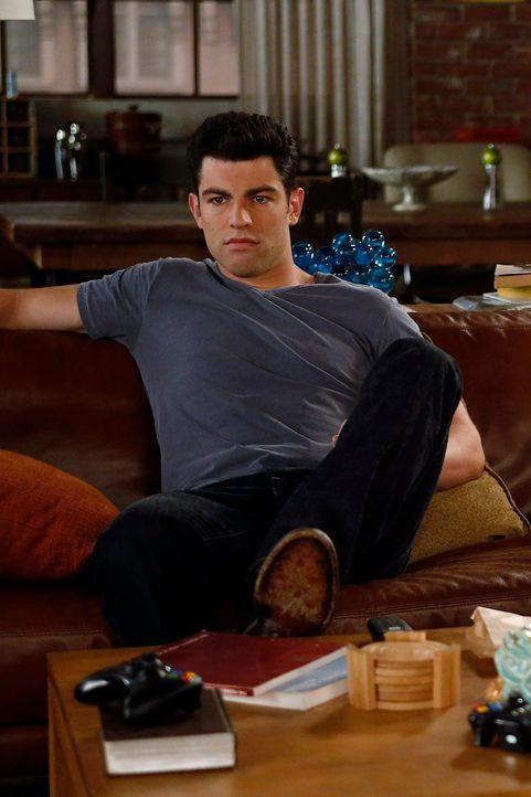 Schmidt (Max Greenfield) fühlt sich von Nick nicht genug wertgeschätzt und ist deshalb deprimiert ... - Bildquelle: 2012-2013 Twentieth Century Fox Film Corporation. All rights reserved.