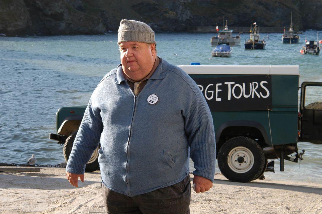 Hat Probleme mit dem Catering und weiß nicht, ob er eine Hochzeit ausrichten kann: Bert (Ian McNeice) ... - Bildquelle: BUFFALO PICTURES/ITV