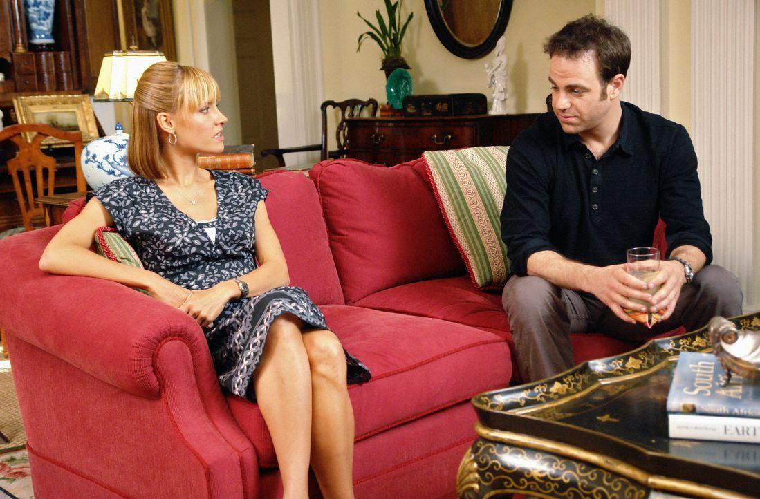 Coopers (Paul Adelstein, r.) Beziehung zu Charlotte (KaDee Strickland, l.) wird inniger, als in ihrer Familie ein Notfall eintritt ... - Bildquelle: ABC Studios