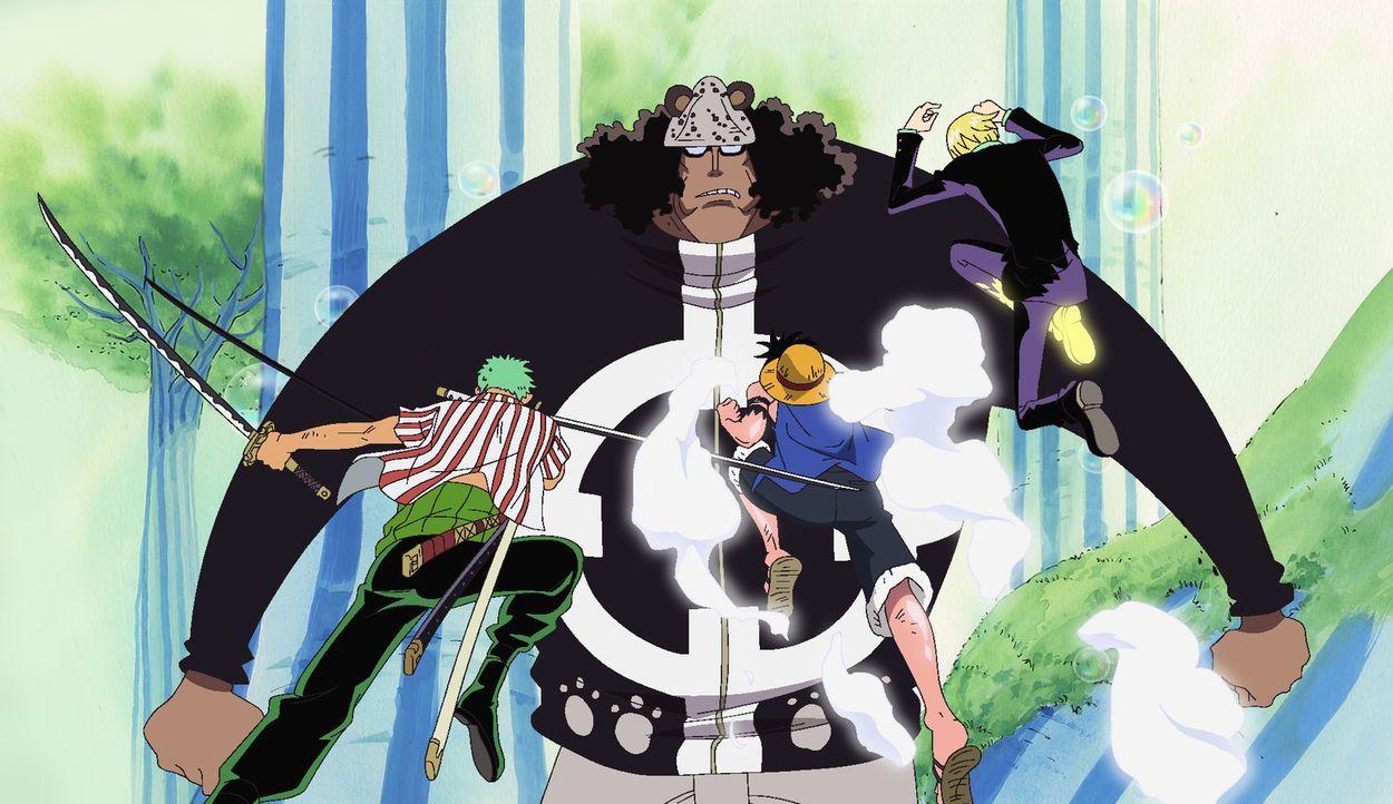 Pacifistas. Die Geheimwaffe der Marine - Bildquelle: Eiichiro Oda/Shueisha, Toei Animation