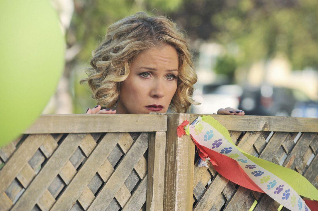 Trifft auf einen ganz besonderen Menschen: Samantha (Christina Applegate) ... - Bildquelle: 2008 American Broadcasting Companies, Inc. All rights reserved.
