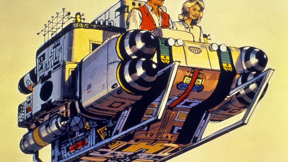 Die Zeitmaschine - Bildquelle: Warner Bros. Pictures