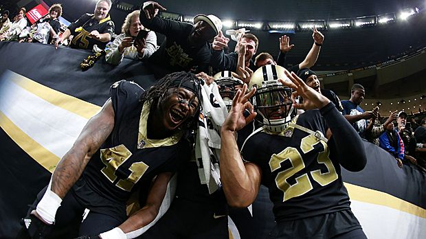 New Orleans Saints - Bildquelle: 2017 Getty Images