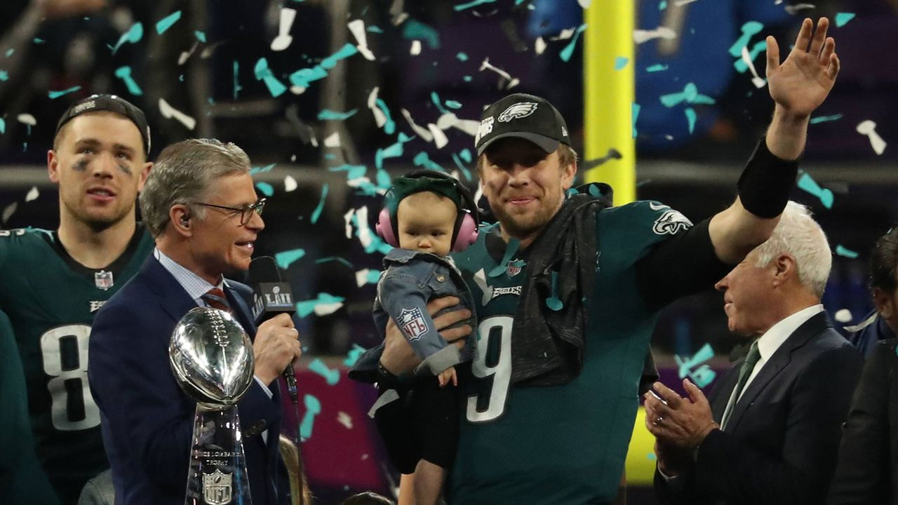 Nick Foles (Philadelphia Eagles) - Bildquelle: imago