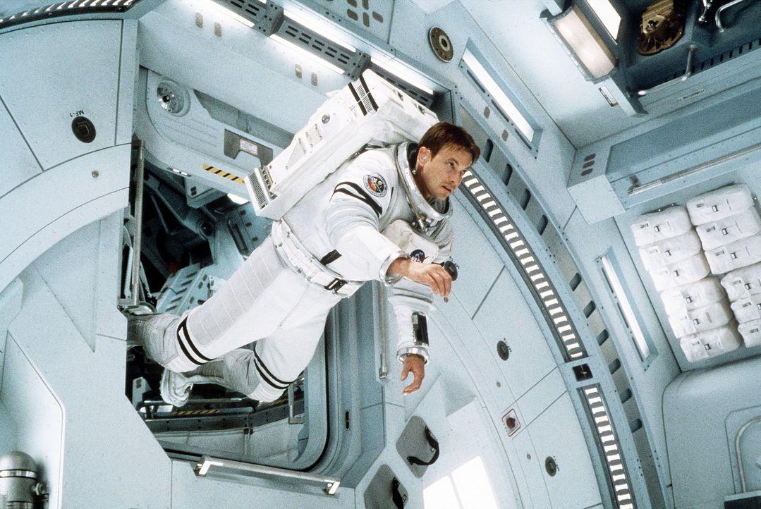 Als die zweite Raumfähre endlich den Roten Planeten erreicht, machen der Astronaut Jim (Gary Sinise) und seine zwei Kollegen eine unglaubliche Entd... - Bildquelle: Touchstone Pictures