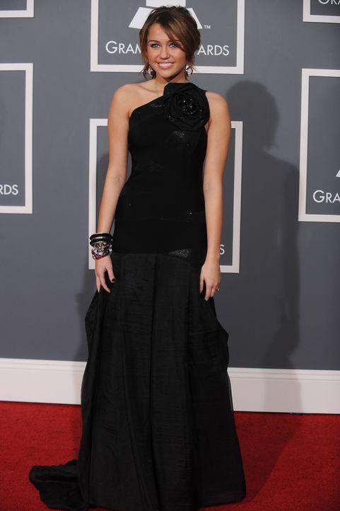Miley_Cyrus_2009 - Bildquelle: AFP PHOTO/GABRIEL BOUYS