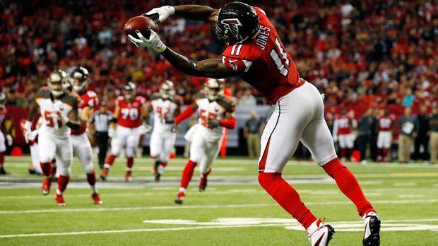 Julio Jones (Atlanta Falcons) - Bildquelle: 2015 Getty Images