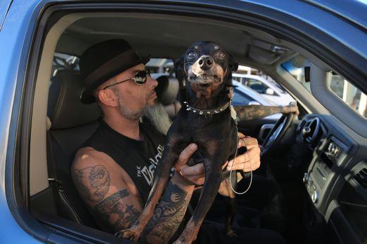 Tattoo Shockers - Las Vegas - Ruckus (Bild) und Dirk treffen in Vegas auf ein...