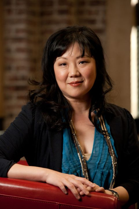 Macht sich Sorgen um ihren Job als Assistentin bei Jane: Teri (Margaret Cho) ... - Bildquelle: 2009 Sony Pictures Television Inc. All Rights Reserved.