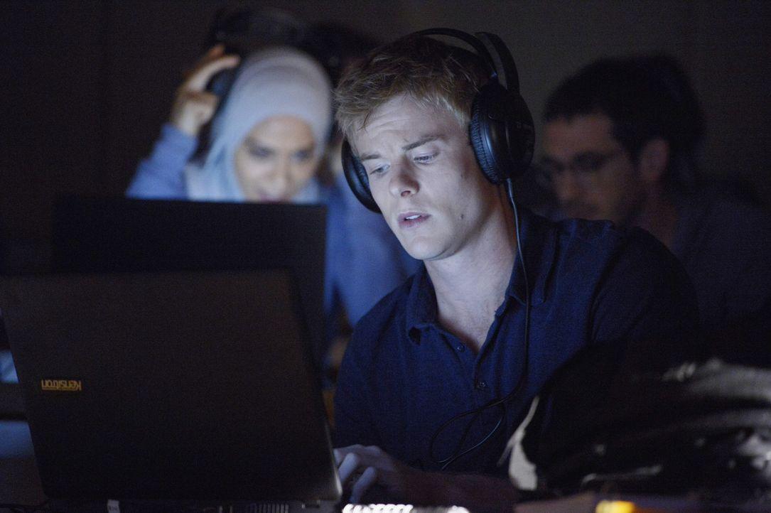 Wird von Shelby auf Distanz gehalten: Caleb (Graham Rogers) ... - Bildquelle: Philippe Bosse 2015 ABC Studios