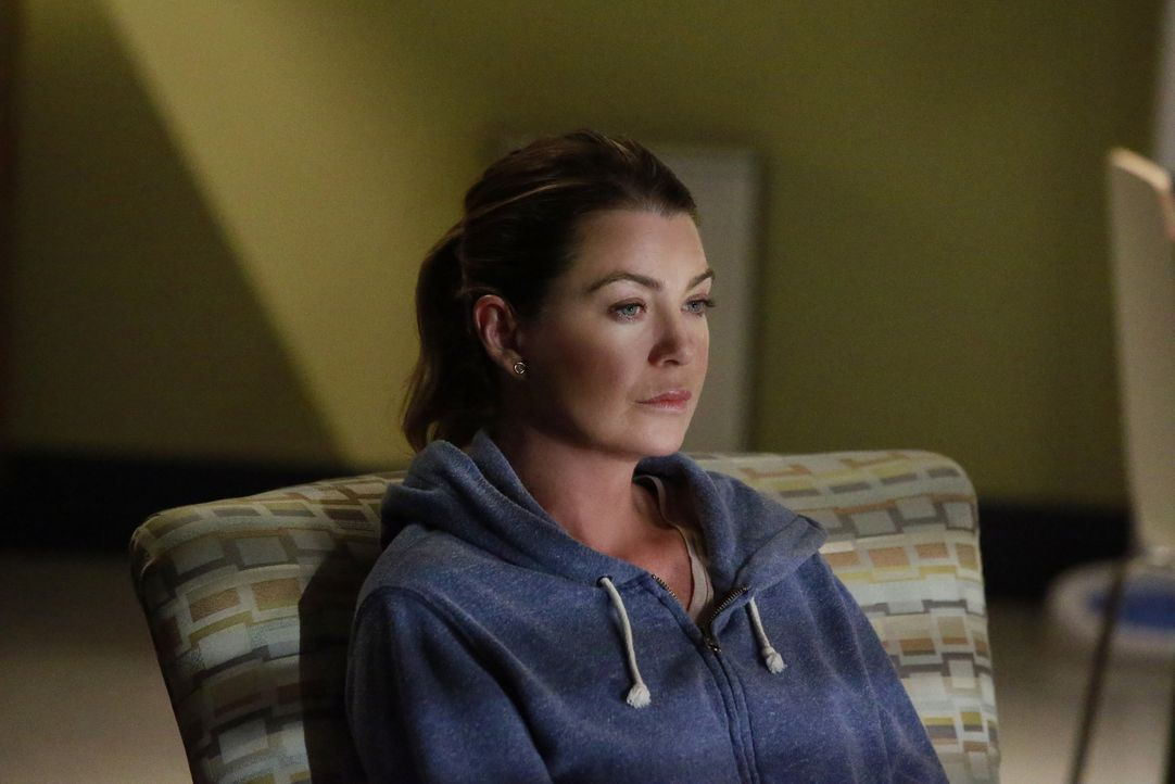 Steht vor einer schweren Entscheidung: Meredith (Ellen Pompeo) ... - Bildquelle: Mitch Haaseth 2016 American Broadcasting Companies, Inc. All rights reserved.