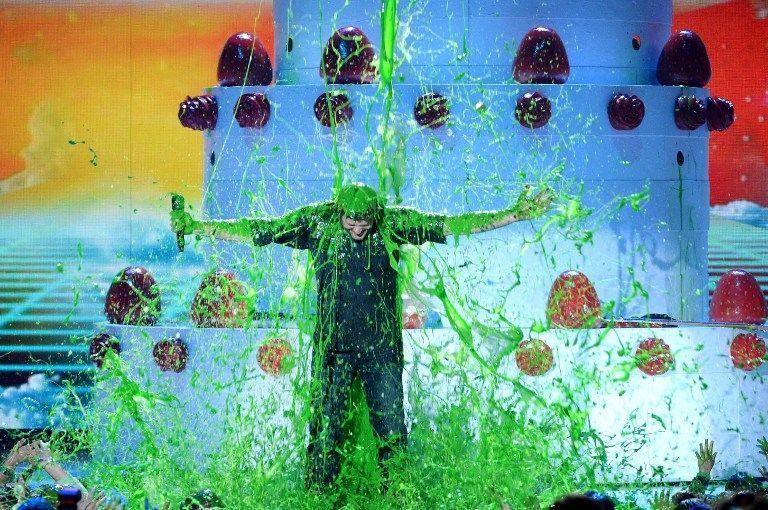 Nickelodeon-12-blake-shelton-getty-AFP - Bildquelle: getty-AFP