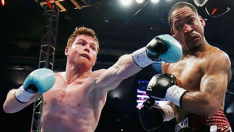 Boxer Alvarez Mit Rekordverdachtigem Millionen Deal