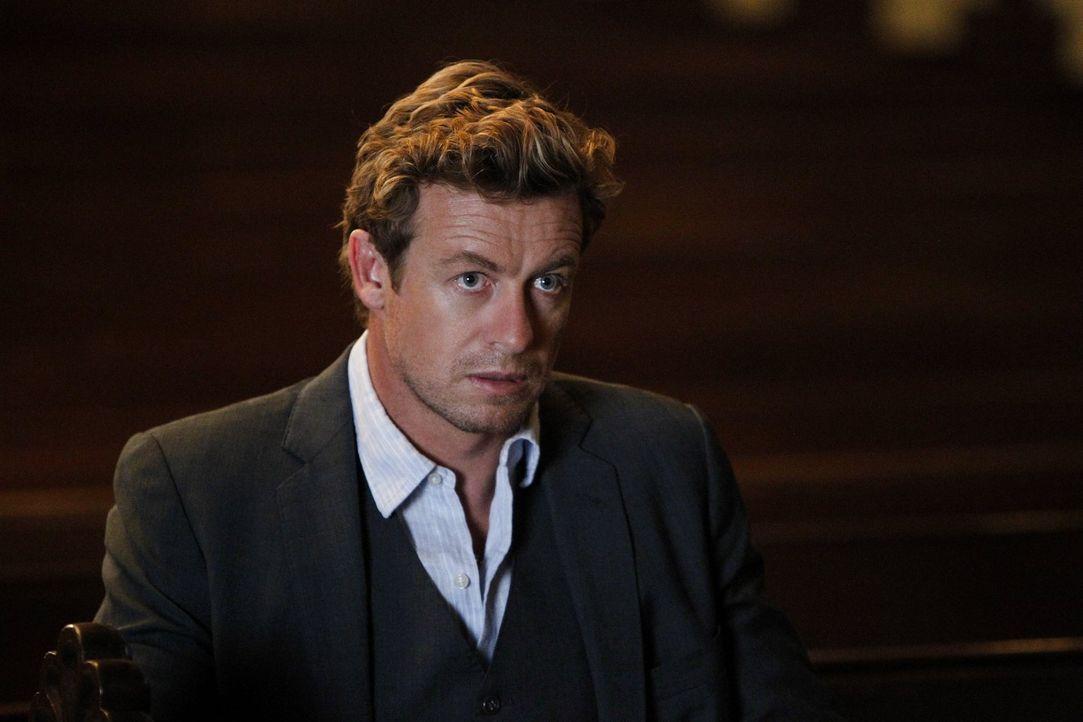 Auf der Suche nach Red John kommt Patrick Jane (Simon Baker) einer Geheimorganisation auf die Schliche ... - Bildquelle: Warner Bros. Television