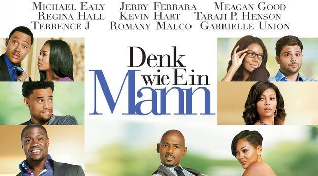 Denk wie ein Mann - Plakat - Bildquelle: 2012 Screen Gems, Inc. All Rights Re...