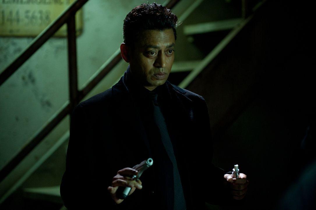 Niemand ahnt, dass Rajit (Irrfan Khan) ein schreckliches Geheimnis hütet ... - Bildquelle: Jaimie Trueblood 2012 Columbia Pictures Industries, Inc.  All Rights Reserved.