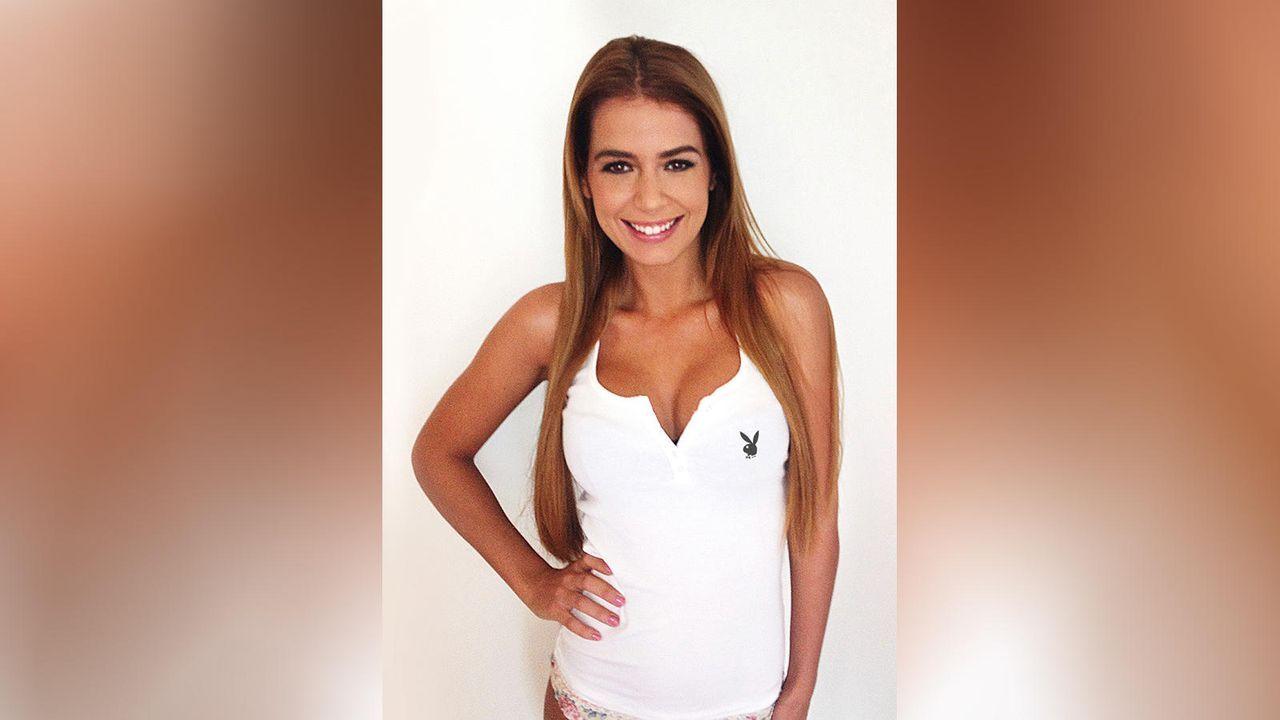 Alexa Varga - Bildquelle: Pal Nanasi für Playboy 012013