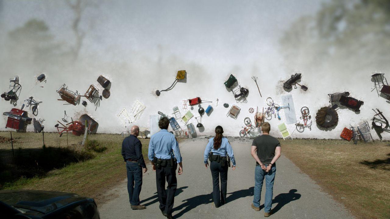 Die-33-schockierendsten-Momente-aus-Staffel-2 (3) - Bildquelle: CBS Television