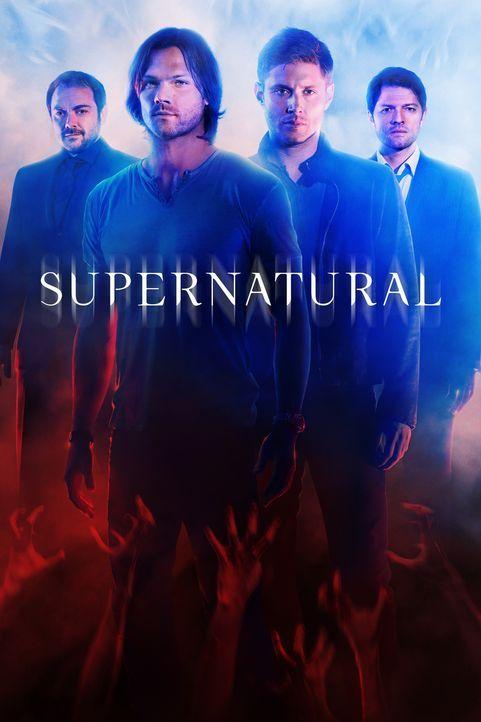 (11. Staffel) -  Supernatural -  Artwork - Bildquelle: 2014 Warner Brothers