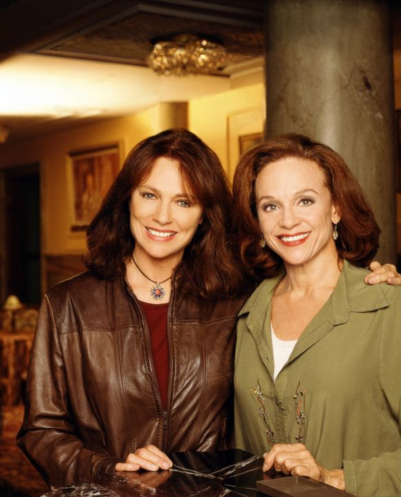 Maggie Patterson (Jacqueline Bisset, l.) ist froh, bei Claire (Valerie Harper, r.) auf Verständnis zu stoßen ... - Bildquelle: Columbia TriStar Television
