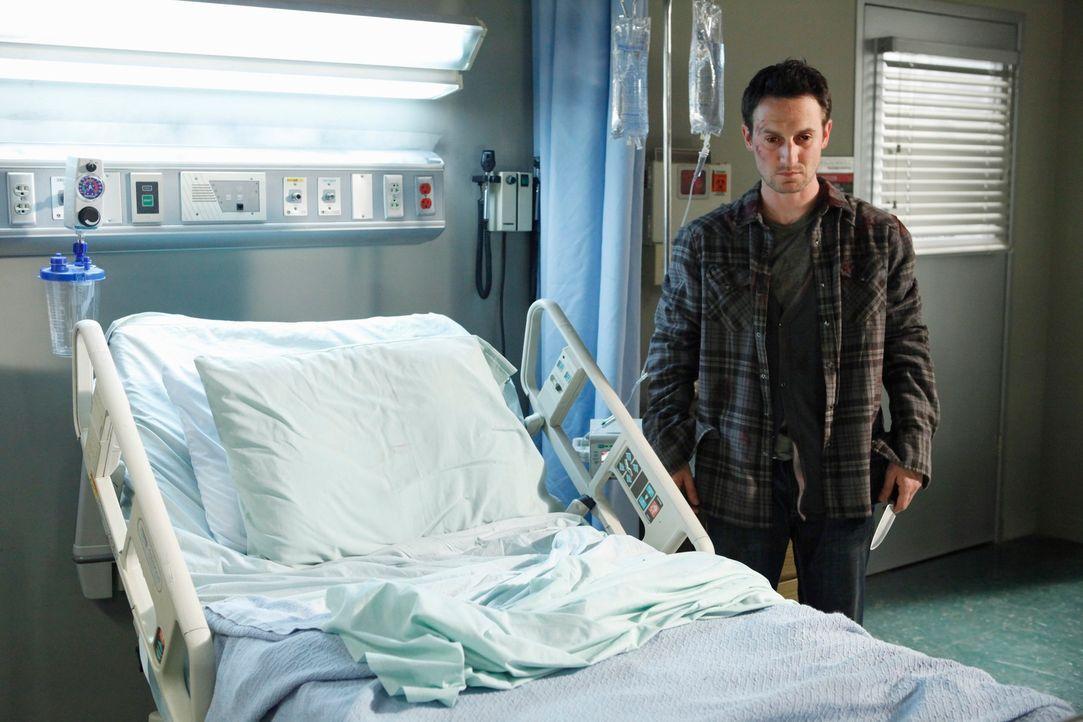 Alles deutet darauf hin, dass Robert Wharton (Josh Stewart) unter einer Psychose leidet, doch hinter seinem seltsamen Verhalten steckt weitaus mehr... - Bildquelle: ABC Studios