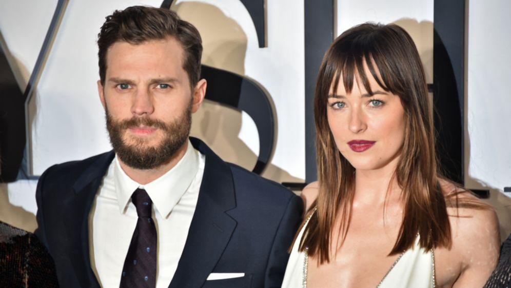 Fifty Shades Of Grey 2 Mit Jamie Dornan Eifersuchtsdrama Am Set