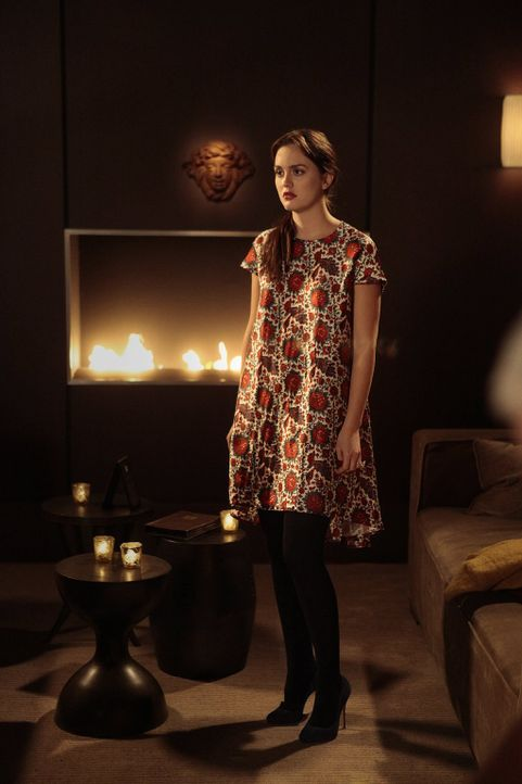 Dan entscheidet, dass es vielleicht an der Zeit ist, Blair (Leighton Meester) seine wahren Gefühle zu gestehen ... - Bildquelle: Warner Bros. Television