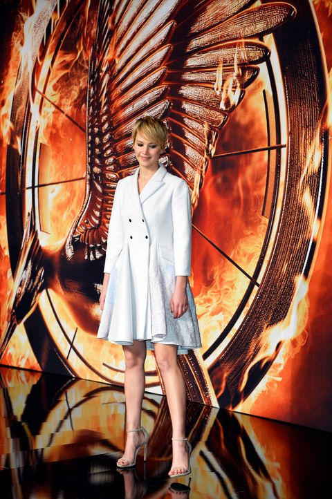 Jennifer-Lawrence-Tribute2-Premiere-Berlin-131112-1-AFP - Bildquelle: AFP