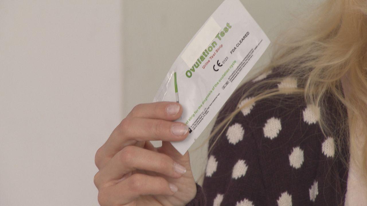 HIV-Schock-in-der-Schwangerschaft11 - Bildquelle: SAT.1