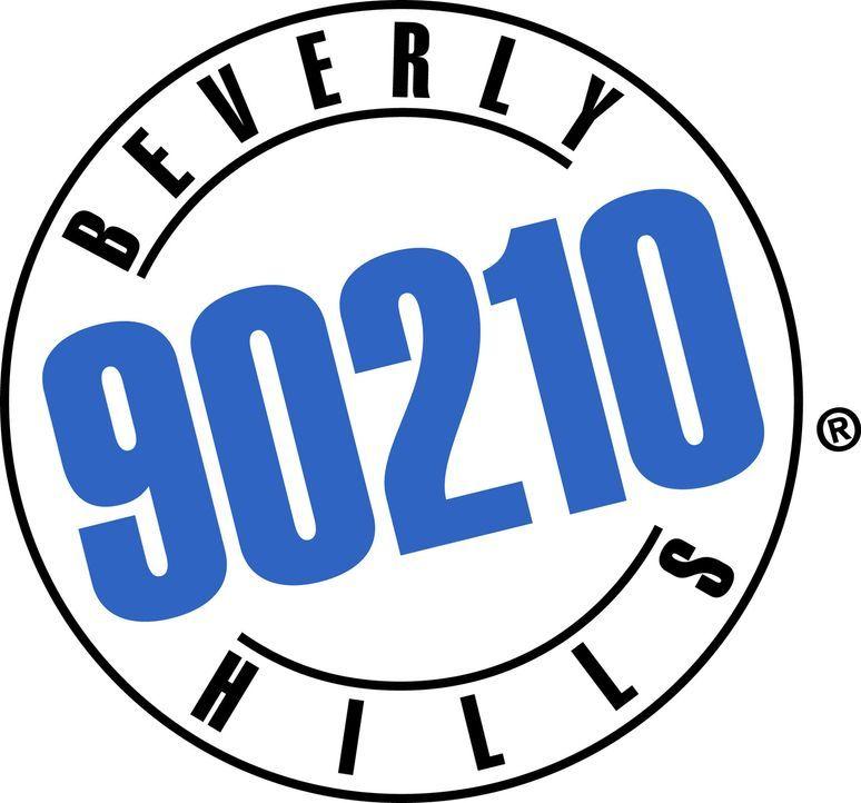 """(4. Staffel) - """"Beverly Hills, 90210"""" - Logo - Bildquelle: Paramount Pictures"""