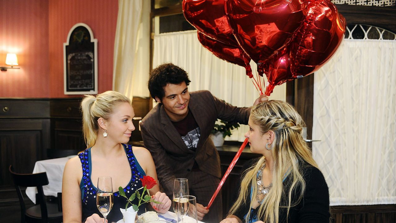 Anna-und-die-Liebe-Folge-558-01-SAT1-Oliver-Ziebe - Bildquelle: SAT.1/Oliver Ziebe