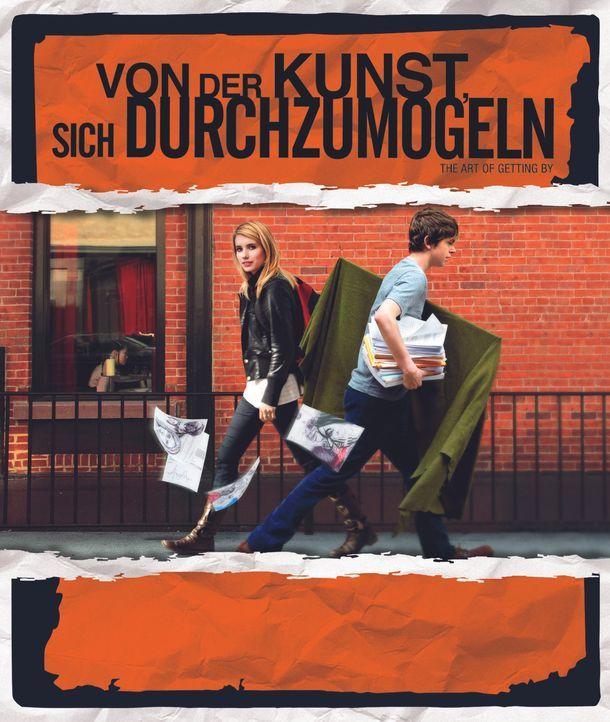 VON DER KUNST, SICH DURCHZUMOGELN - Artwork - Bildquelle: 2011 - Fox Searchlight Pictures