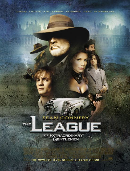 The League Of Extraordinary Gentlemen - Plakatmotiv - Bildquelle: 20th Century Fox International