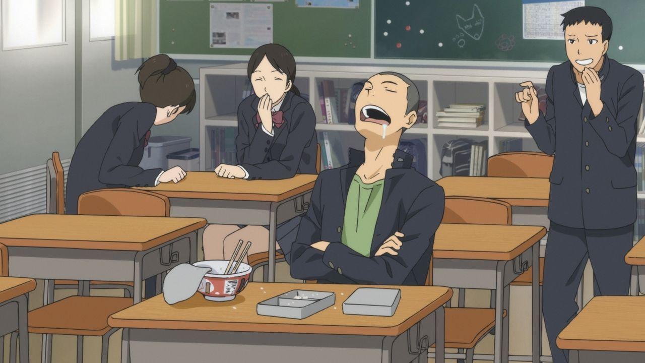 """Ryunosuke Tanaka - Bildquelle: H.Furudate / Shueisha,""""Haikyu!!?Project,MBS"""