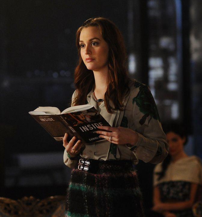 Um ihre Freundschaft zu Serena zu retten, versucht Blair (Leighton Meester) ihr zu beweisen, dass ihr Verdacht was Dan betrifft falsch ist ... - Bildquelle: Warner Bros. Television