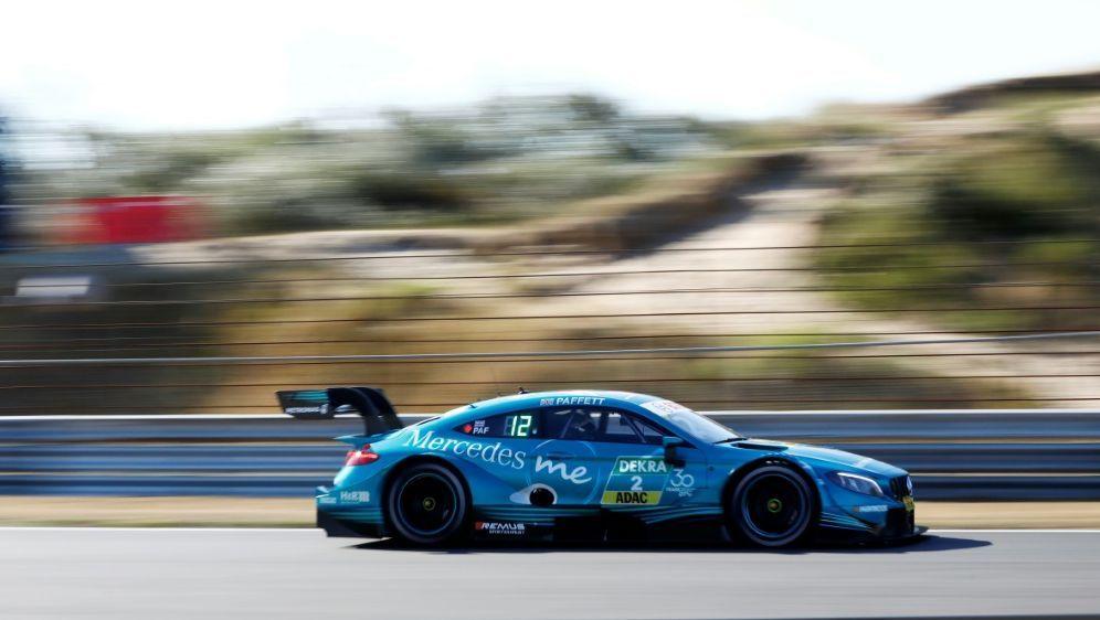 DTM: Gary Paffett sichert sich Pole Position - Bildquelle: PIXATHLONPIXATHLONSID