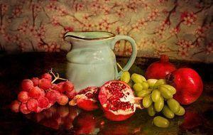 obst-früchte