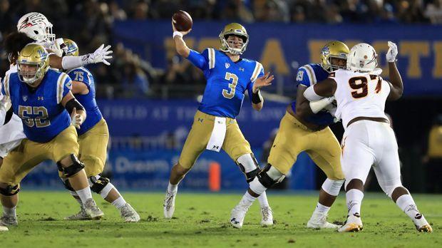 Josh Rosen (Quarterback) - Bildquelle: 2017 Getty Images