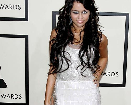 Galerie: Miley Cyrus - Bildquelle: dpa