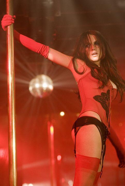 Nach ihrer Entführung ist Aubrey (Lindsay Lohan) felsenfest davon überzeugt, dass sie die Stripperin Dakota Moss ist, eine Figur, die sie einmal f... - Bildquelle: Sony 2007 CPT Holdings, Inc.  All Rights Reserved.